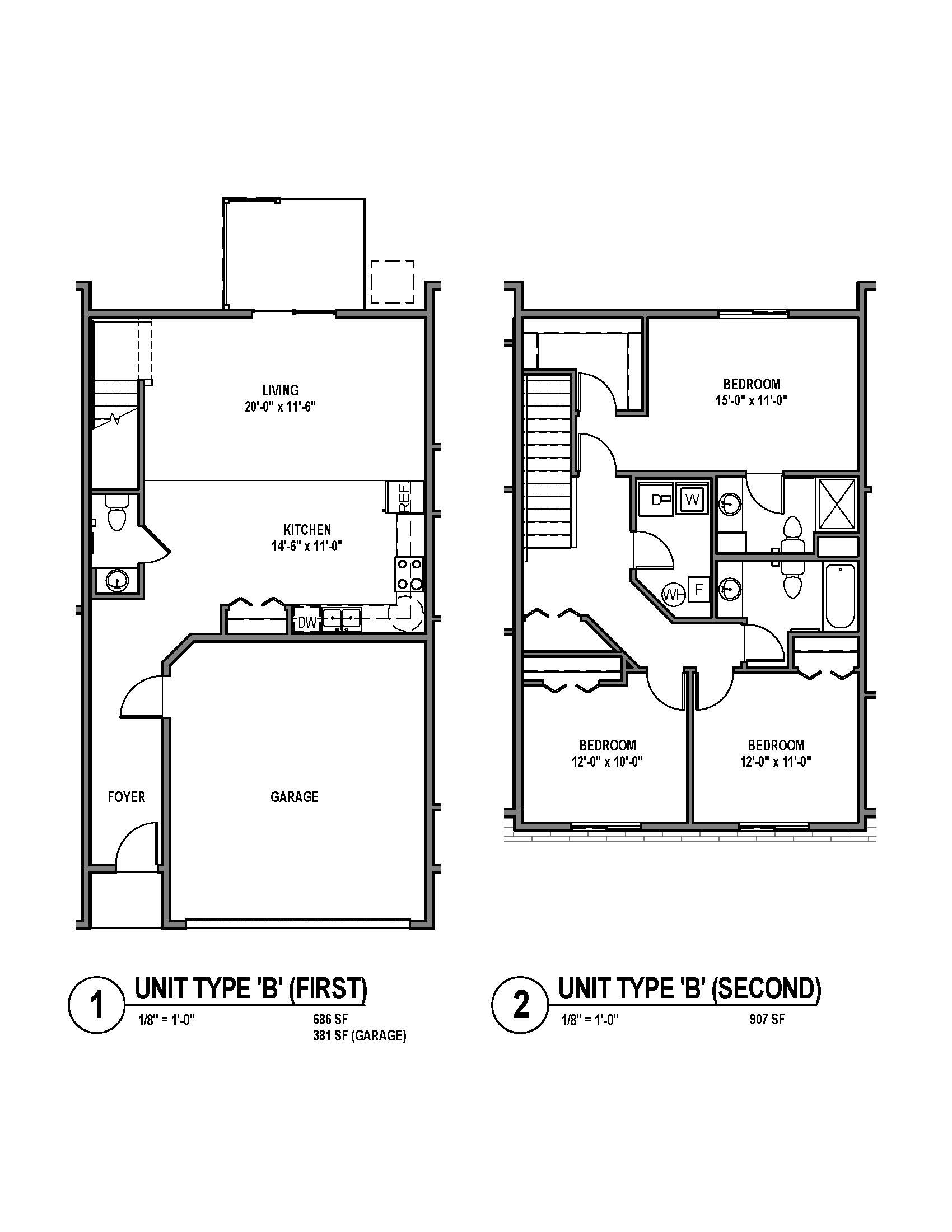 Phase II - Floor Plan B