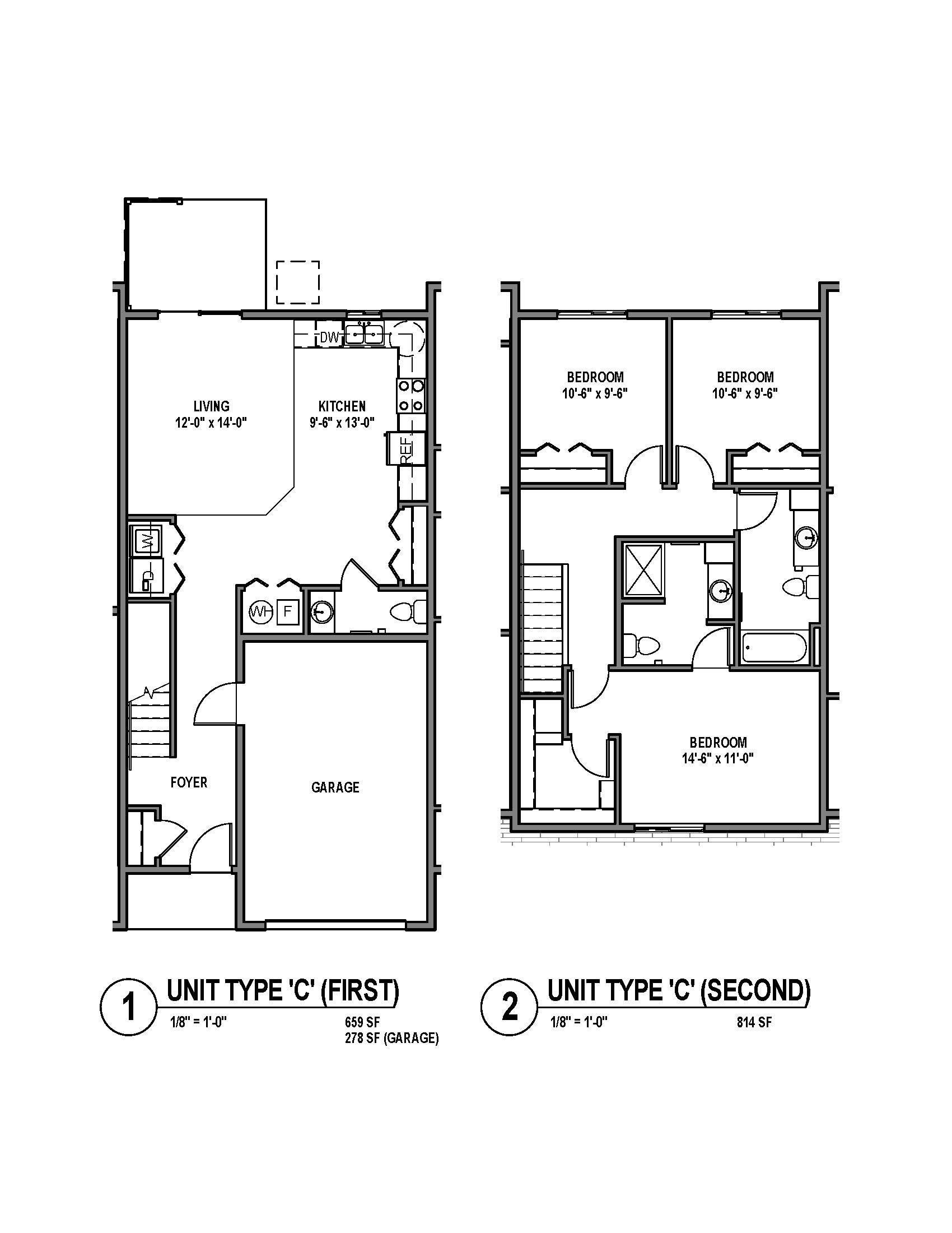 Phase II - Floor Plan C