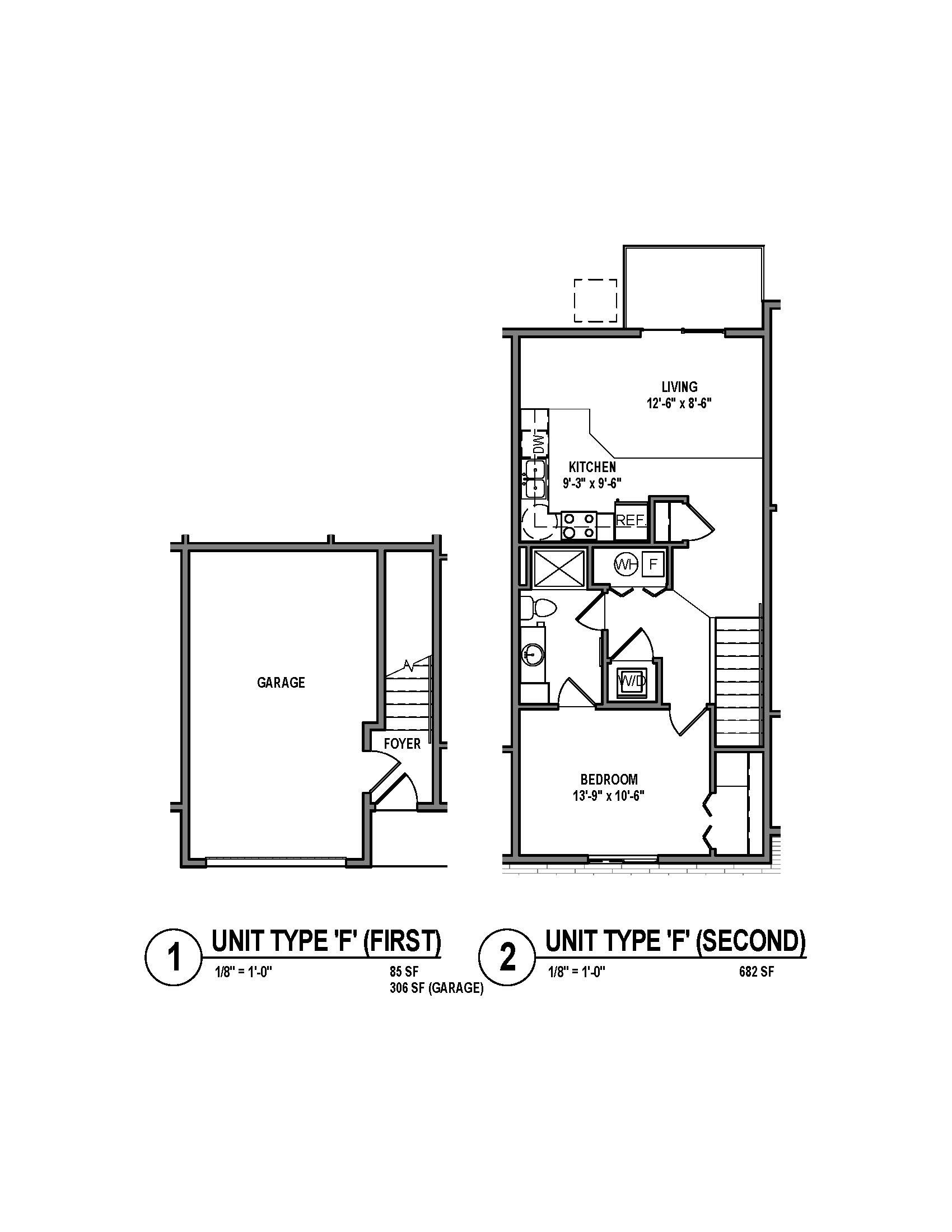 Phase II - Floor Plan F