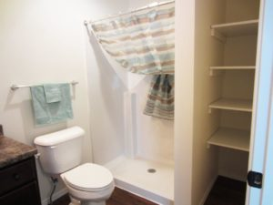 Lake Area Townhomes Phase II in Madison, SD - Bathroom