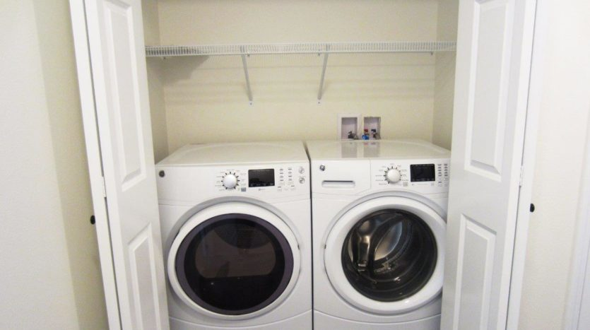 Lake Area Townhomes Phase II in Madison, SD - Laundry