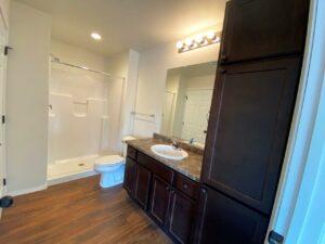 Lake Area Townhomes Phase II in Madison, SD - Floor Plan Bathroom