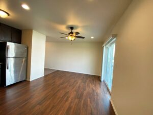 Lake Area Townhomes Phase II in Madison, SD - Floor Plan E Living Area2