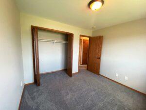 1732 Torrey Pines in Brookings, SD - Bedroom 2 Closet