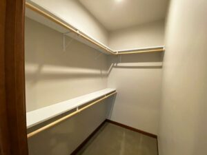 One Willow Creek Apartments in Watertown, SD - Linden Walk-In Closet