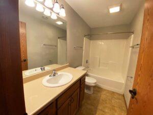1732 Torrey Pines in Brookings, SD - Downstairs Bathroom