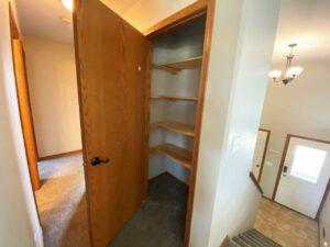 1732 Torrey Pines in Brookings, SD - Upstairs Hallway Closet