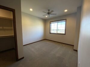One Willow Creek Apartments in Watertown, SD - Maple Bedroom