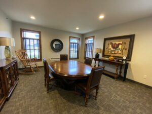 One Willow Creek Apartments in Watertown, SD - Community Conference Room