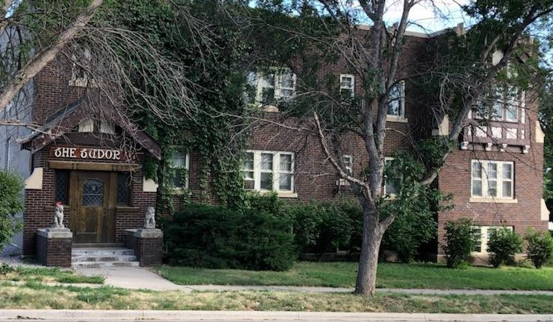 Tudor Apartments in Pierre, SD - Exterior