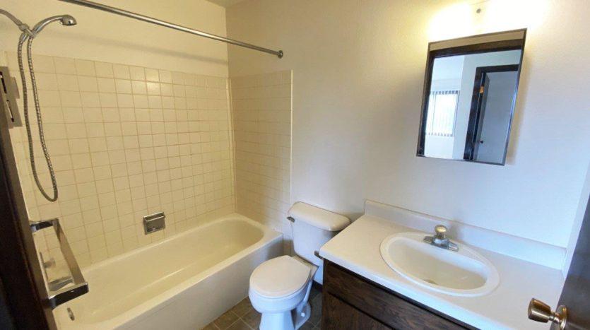 Applecrest Apartments in Big Stone City, SD - Bathroom