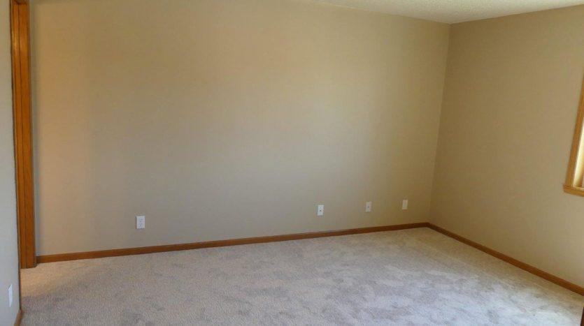 Regency Apartments in Huron, SD - Master Bedroom