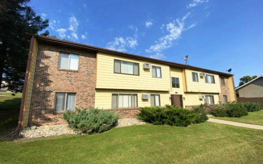 Applecrest Apartments in Big Stone City, SD - Exterior