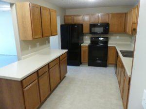 Regency Apartments in Huron, SD - Kitchen 1