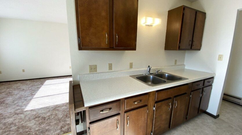 Big Stone Apartments in Big Stone City, SD - Kitchen 1