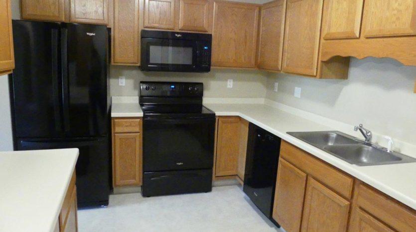 Regency Apartments in Huron, SD - Kitchen 2