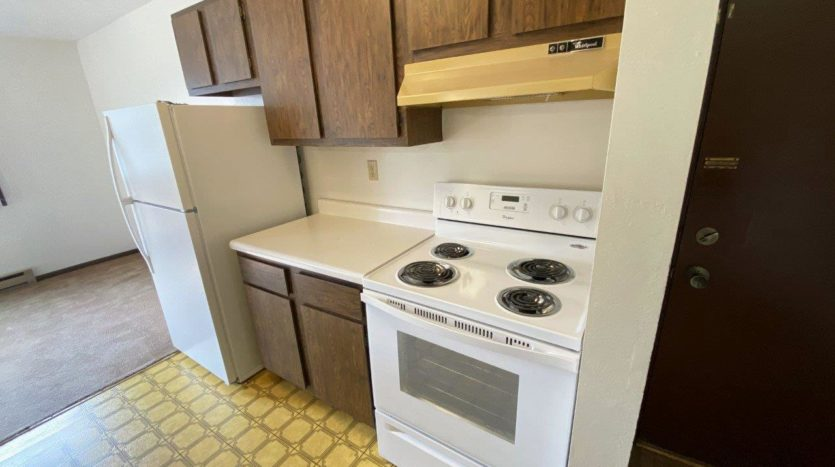 Applecrest Apartments in Big Stone City, SD - Kitchen 2