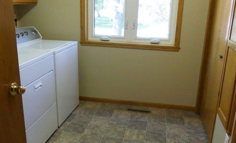 Regency Apartments in Huron, SD - Laundry Room