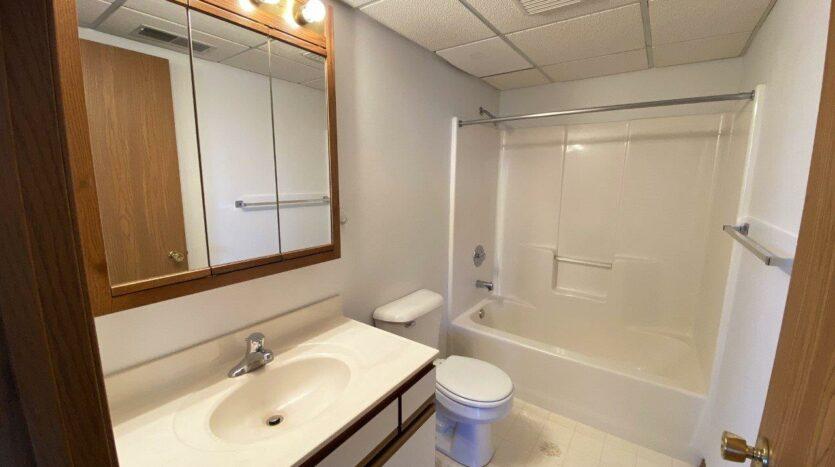 Rockford Apartments in Chamberlain, SD - Bathroom