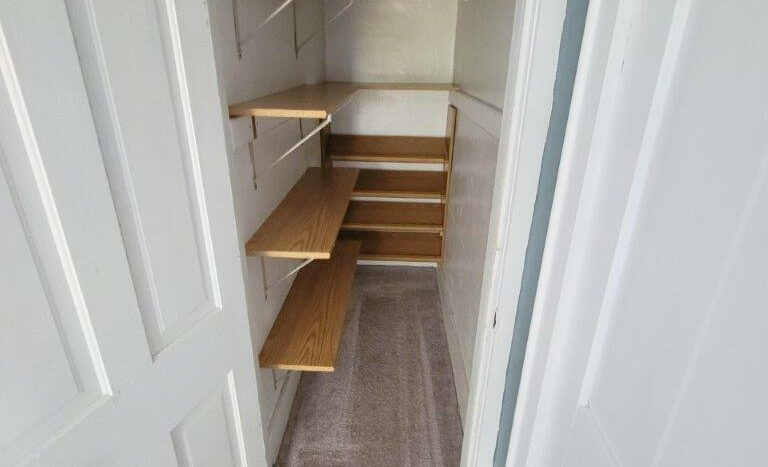 219 W Beebe Ave in Chamberlain, SD - Bedroom Closet