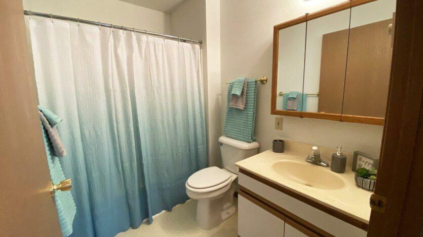 116 W 4th St in Volga, SD - bathroom