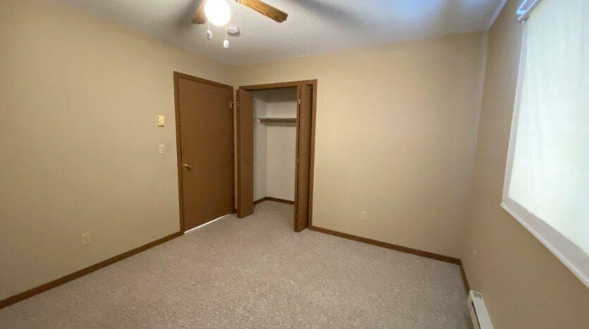 116 W 4th St in Volga, SD - bedroom closet