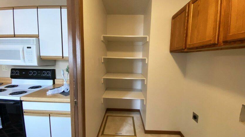 116 W 4th St in Volga, SD - pantry off kitchen