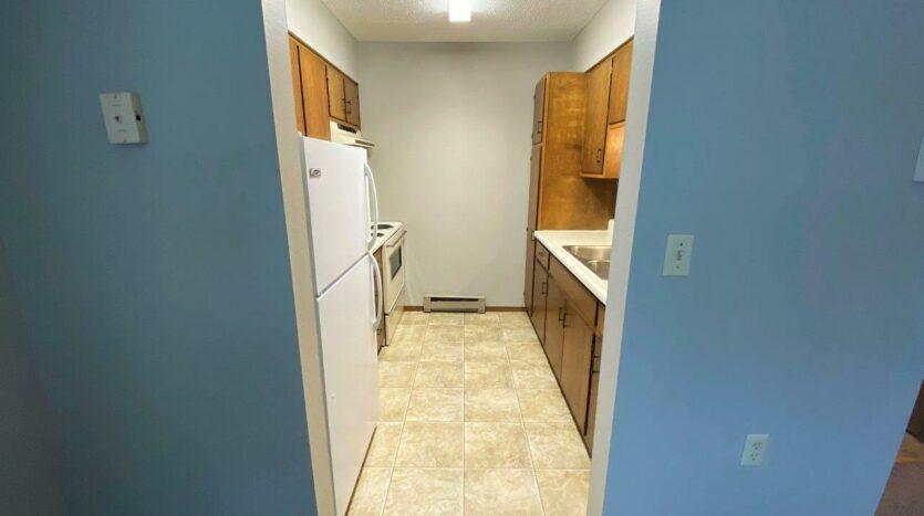 Bluestem Apartments in Canistota, SD - 1 Bedroom Apartment Kitchen