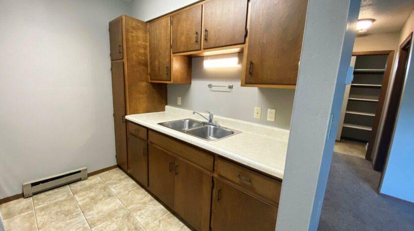 Bluestem Apartments in Canistota, SD - 1 Bedroom Apartment Kitchen3