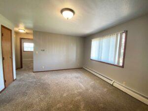 Bluestem Apartments in Canistota, SD - 2 Bedroom Apartment Living Area