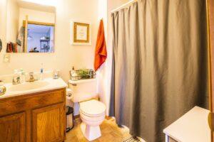 Riverset Apartments in Pierre, SD - 1 Bedroom Bathroom
