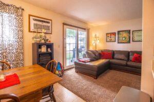 Riverset Apartments in Pierre, SD - 2 Bedroom Living Room2