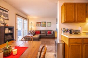 Riverset Apartments in Pierre, SD - 2 Bedroom Living Room3