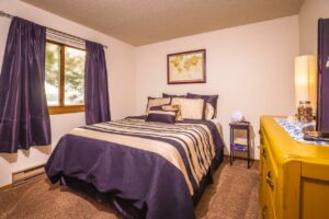 Riverset Apartments in Pierre, SD - 2 Bedroom Bedroom 1