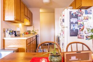 Riverset Apartments in Pierre, SD - 2 Bedroom Kitchen2