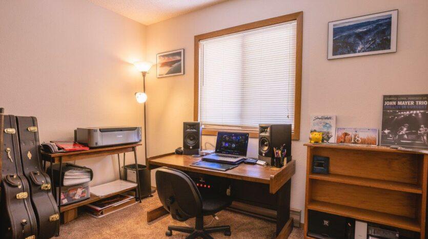 Riverset Apartments in Pierre, SD - 2 Bedroom Alternative Floor Plan Bedroom 1