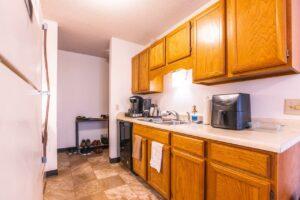 Riverset Apartments in Pierre, SD - 2 Bedroom Alternative Floor Plan Kitchen3