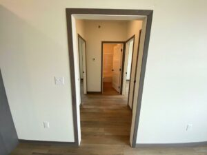 Flats on 8th in Watertown, SD - 2 Bedroom Apartment Hallway