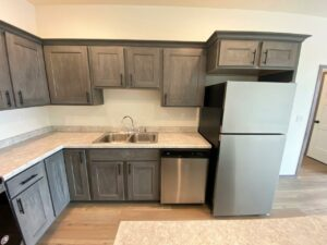 Flats on 8th in Watertown, SD - 2 Bedroom Apartment Kitchen3