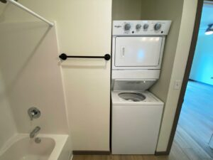 Flats on 8th in Watertown, SD - 1 Bedroom Apartment Laundry