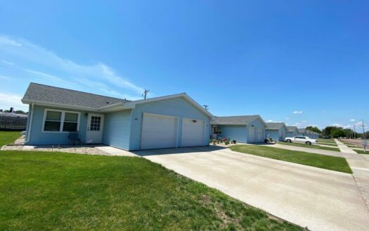 Elm Edge Townhomes in Mitchell, SD - Exterior