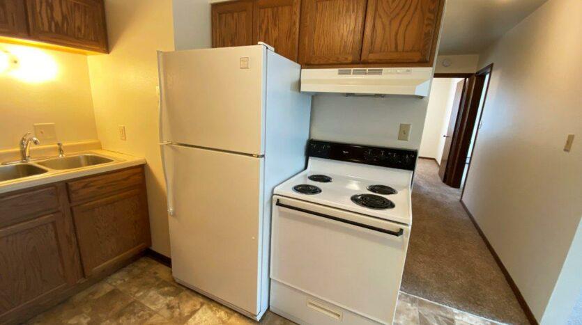 Heritage Apartments in Mitchell, SD - Kitchen2