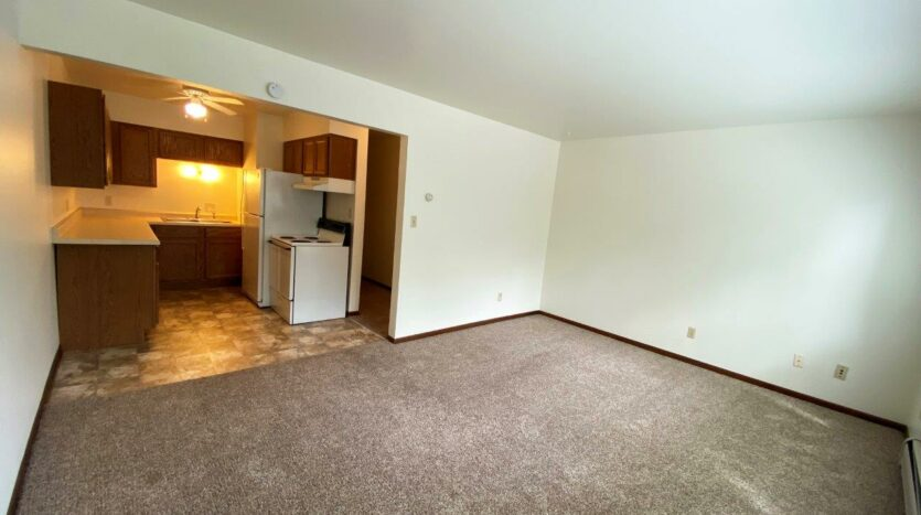 Heritage Apartments in Mitchell, SD - Living Area