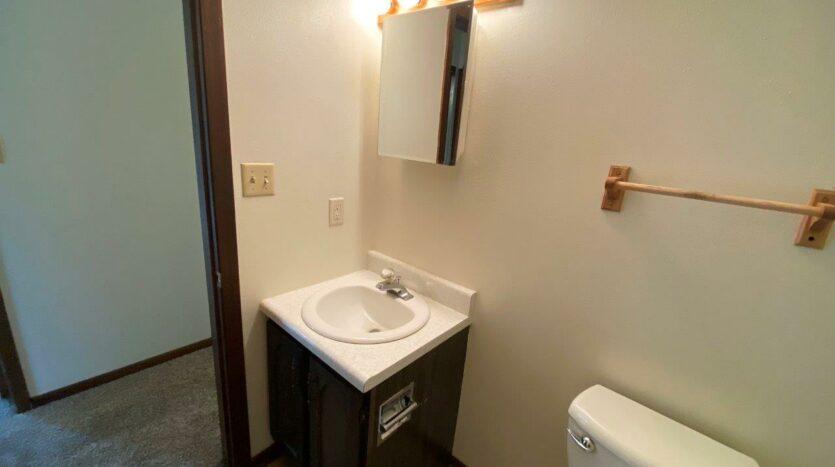 Heritage Apartments in Mitchell, SD - Bathroom Vanity
