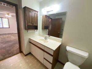 Elm Edge Townhomes in Mitchell, SD - Bathroom Vanity
