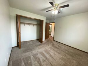 Elm Edge Townhomes in Mitchell, SD - Bedroom 2 Closet