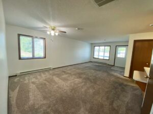 Elm Edge Townhomes in Mitchell, SD - Living Area