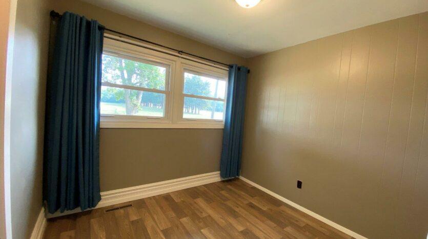 813 NE 8t Street in Madison, SD - Bedroom 1 Windows