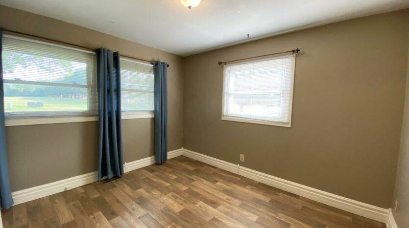 813 NE 8t Street in Madison, SD - Bedroom 2 Windows