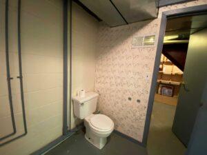 813 NE 8t Street in Madison, SD - Downstairs Bathroom